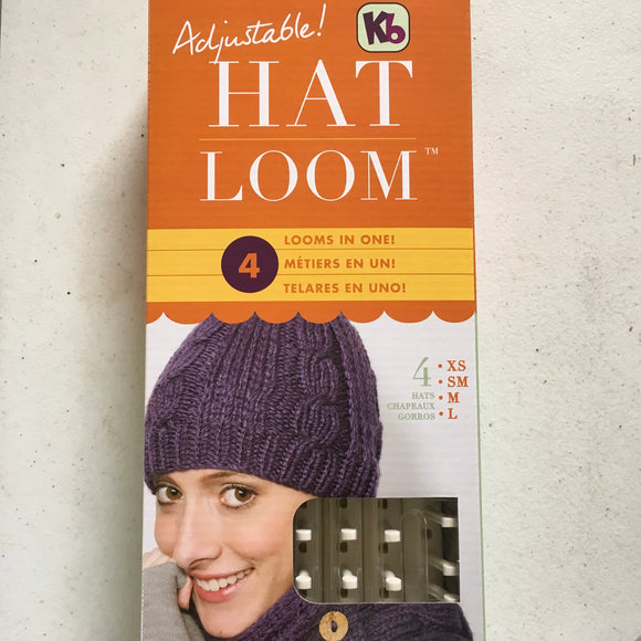 Kb Adjustable Hat Loom