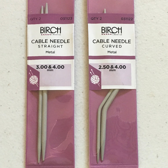 Cable Needles by Birch