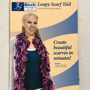 Loopy Scarf Tool by Birch