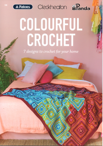 Colourful Crochet Pattern Book #108