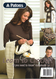 Learn to Crochet Pattern Book #1257 By Patons