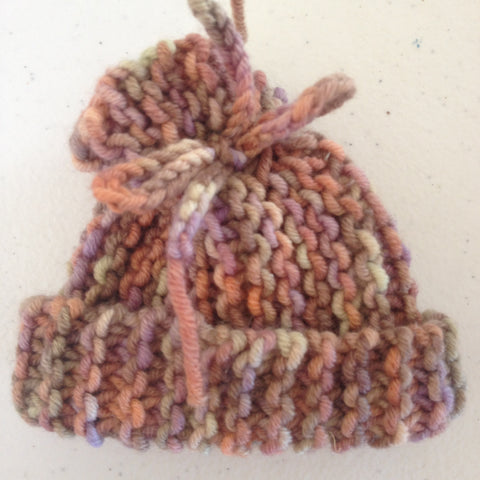 Drawstring Hat Pattern