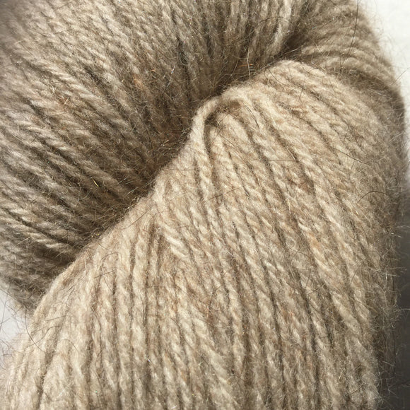 natural possum yarn