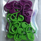 Locking Stitch Markers by KnitPro