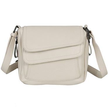 Winter Style Soft Leather Luxury Handbags