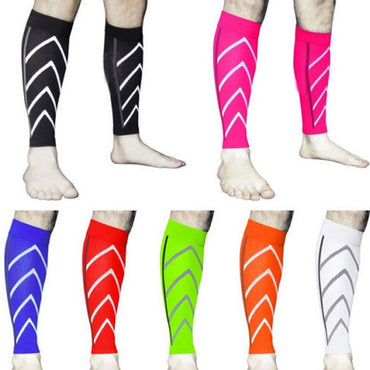 Exercise Calf Support Graduated Compression Socks