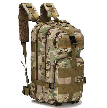 25L 3P Tactical Backpack Military Army Outdoor Bag