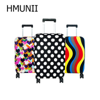 Travel Luggage Cover Luggage Protector Suitcase Protective Covers for Trolley Case Trunk Case Apply 18-30 inch