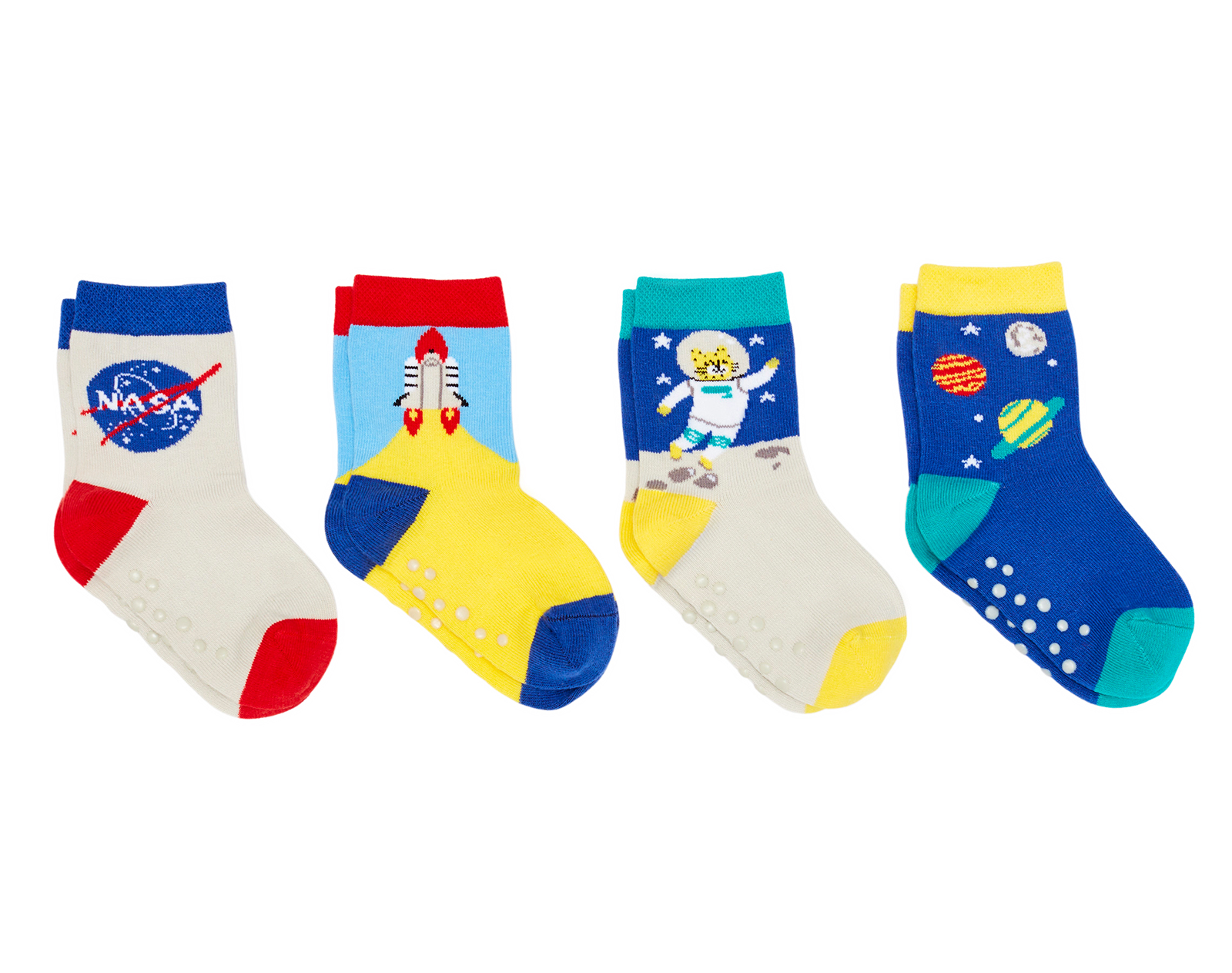 Everyday Crew Socks - NASA