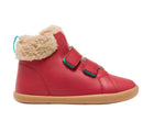 Everyday High Top - Lava Red