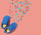 Sneaker Stickers - Alphabet