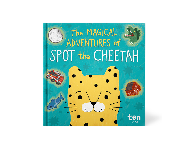 The Magical Adventures of Spot the Cheetah