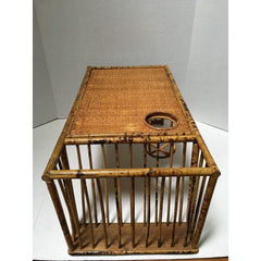 Rattan Serving Bed Tray