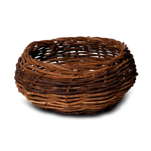 Large Willow Floor Basket