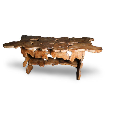 Sculpted Tree Dining Table