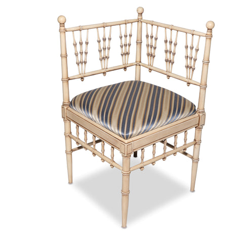 Bamboo Corner Chair