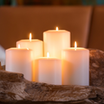 Farluce Classic Forever Candle  10 x 18cm