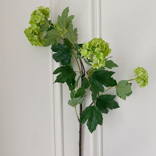 Artificial Green Viburnum
