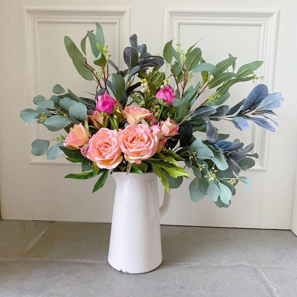 Katie Rose Artificial Flower Bouquet