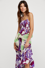 Load image into Gallery viewer, Free People Heat Wave Printed Maxi Dress