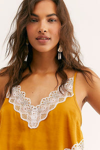 Free People Your Eyes Cami