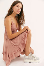 Load image into Gallery viewer, Free People Adella Slip Dress