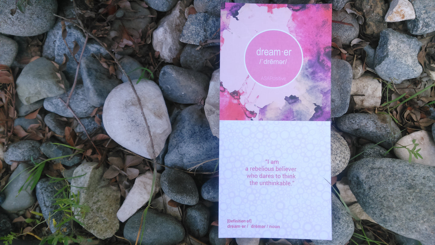 I am Dreamer Affirmation Letter