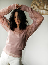 Load image into Gallery viewer, Free People Crystallized Sweater