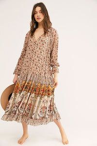 Free People Feeling Groovy Border Max