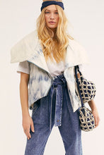 Load image into Gallery viewer, Free People Just A little Puffer Vest