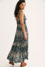 Load image into Gallery viewer, Free People Let's smock about it Maxi Dress