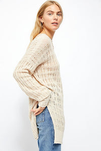 Free People Pretty in Pointelle
