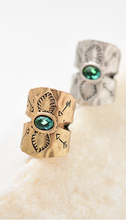 Load image into Gallery viewer, Bohemian style statement ring