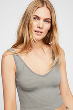 Load image into Gallery viewer, Free People Solid Rib Brami