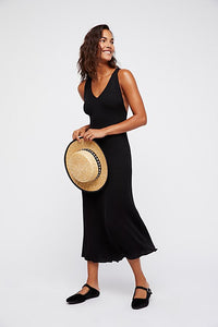 Free People Sweet as Honey Slip Dress