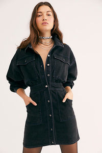 Free People Bo Dress