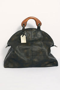 Free People Willow Vintage Leather Bag