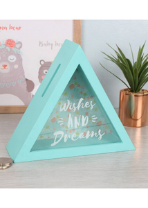 Wishes and Dreams Money Bank