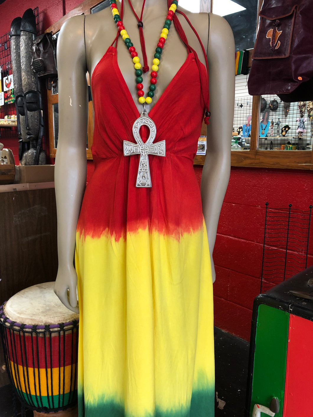 Rasta Sundress