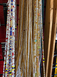Waist Beads From Ghana XL