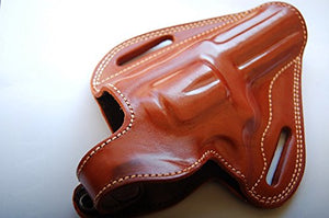 Leather Belt owb Holster for Ruger Redhawk 4.4.20 inch Barrel