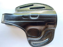 Load image into Gallery viewer, Cal38 | Leather owb belt Holster for Smith and Wesson MP9 Shield