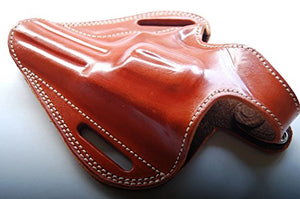 "Cal38 Leather owb belt Holster For Colt King Cobra 357 Magnum 4"" Barrel"
