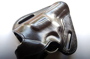 Leather Belt owb Holster For Ruger GP100 357 MAG Revolver  3inch Barrel