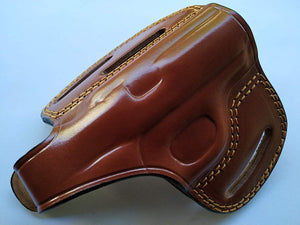 Handcrafted Leather owb Holster for Kimber Micro 9 (R.H)