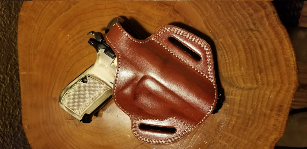 Handcrafted Leather Belt owb Holster for Cz 82
