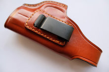Load image into Gallery viewer, Ruger LC9 Leather Belt iwb Holster