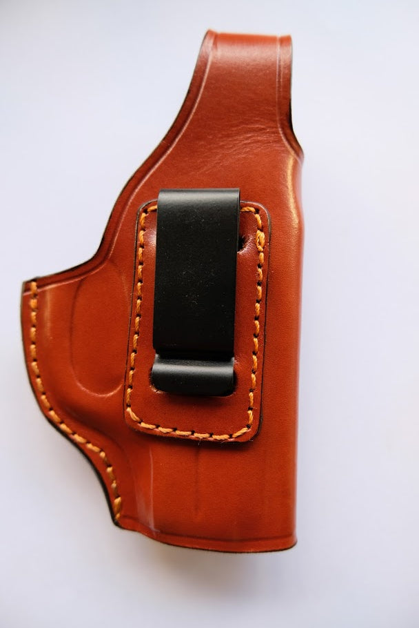 Ruger LC9 Leather Belt iwb Holster