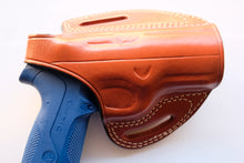Load image into Gallery viewer, Handcrafted Leather Belt owb Holster For Beretta PX4 Storm (R.H)