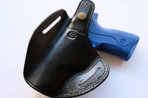 Handcrafted Leather Belt owb Holster For Beretta PX4 Storm (R.H)